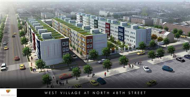Market Street Village Apartments