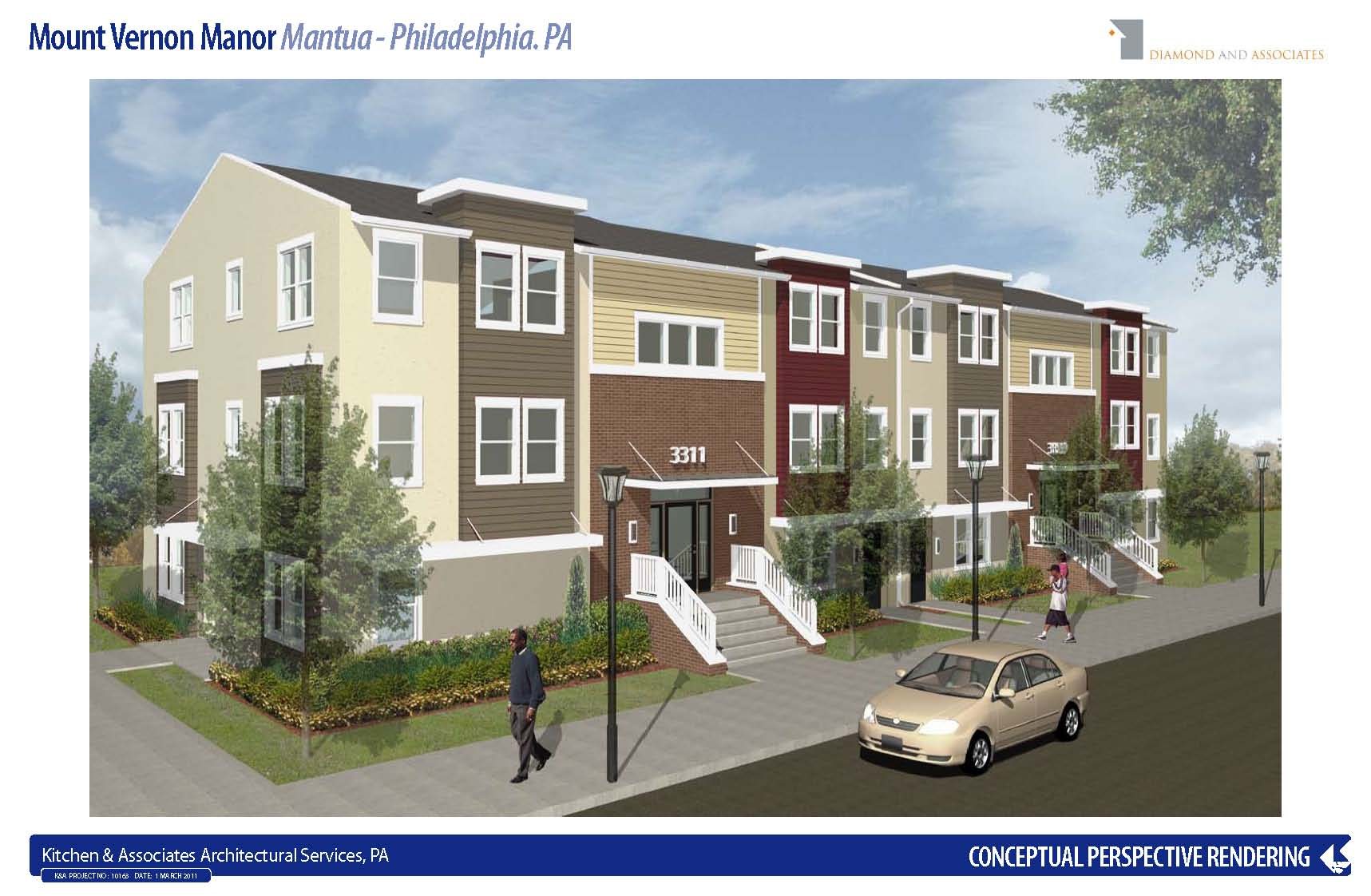 More redevelopment in mantua philadelphiaheights for 3 unit apartment building plans