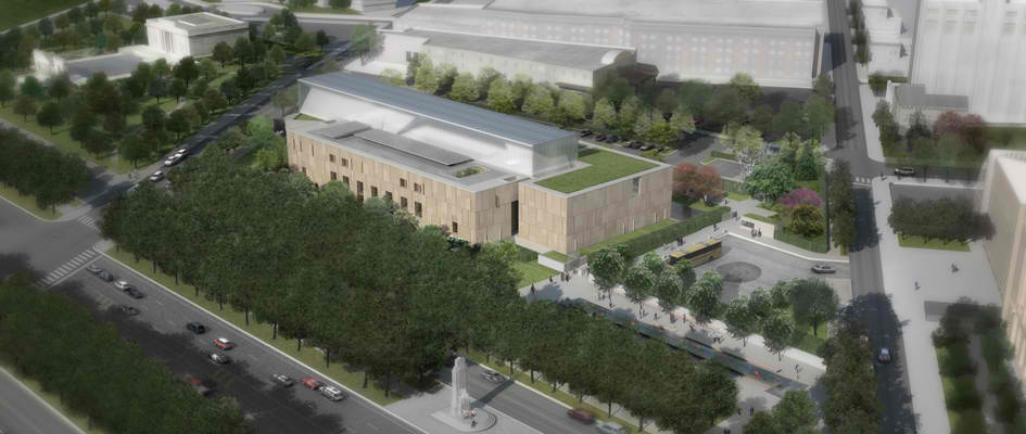 Barnes Foundation Will Dramatically Enhance The Parkway