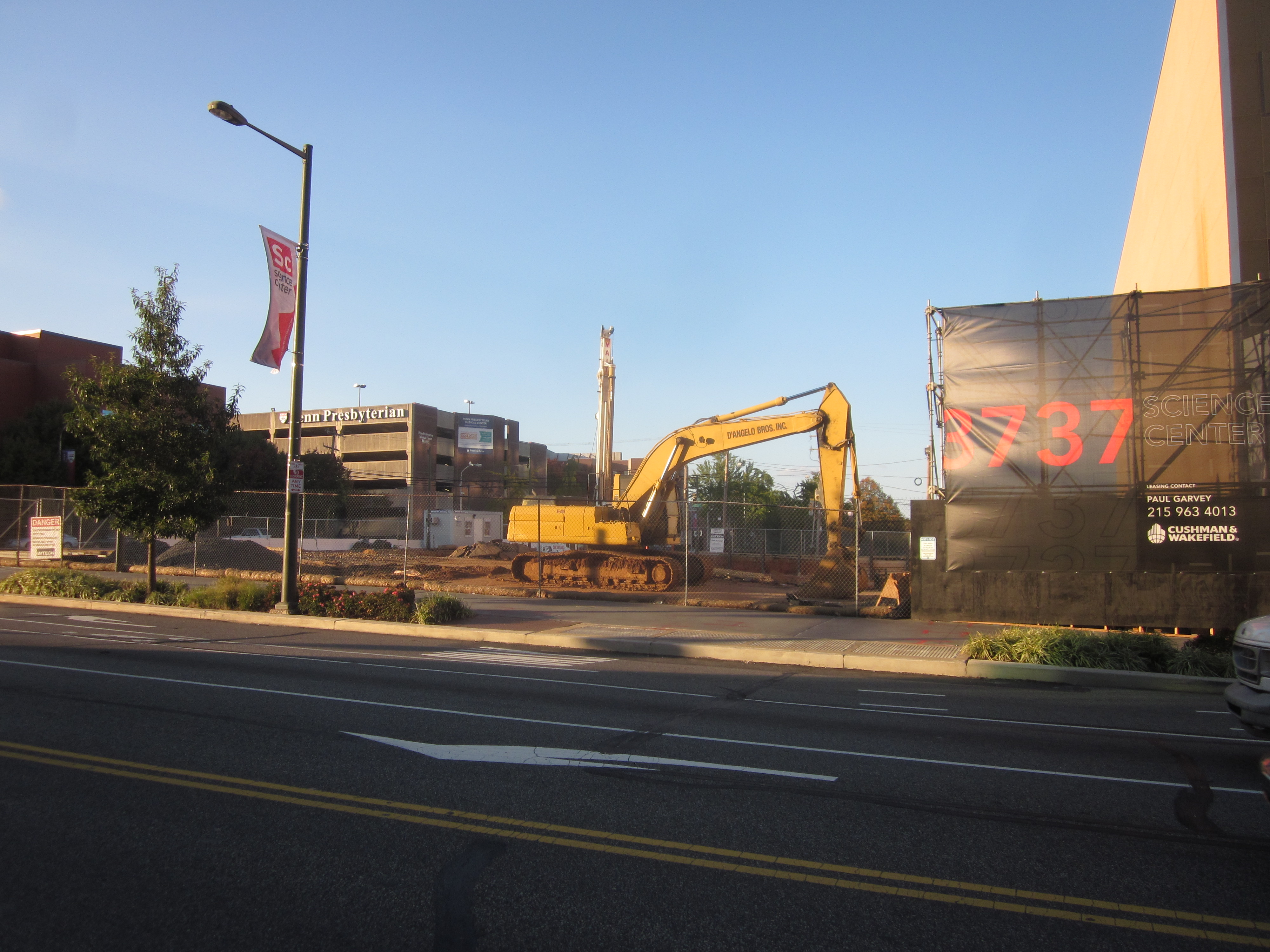 University City Science Center starts construction of new ...