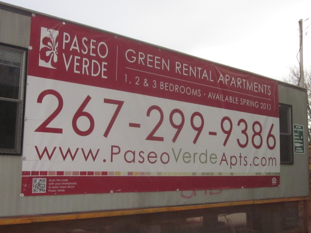 Contact info for Paseo Verde