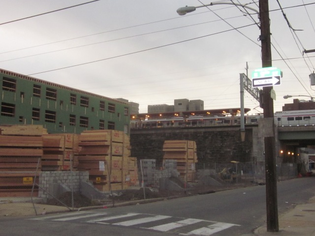 Northern end, @ 9th & Norris Streets, will have townhouses