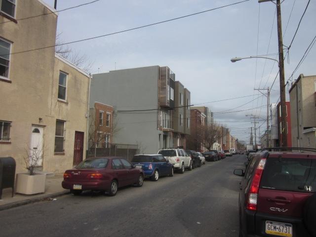 New development on the 1600 block of Carpenter Street