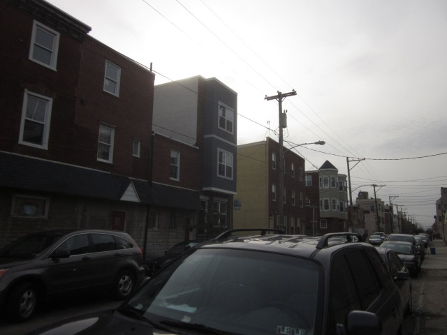 1700 block of Carpenter Street also has new development and more sites for more new development