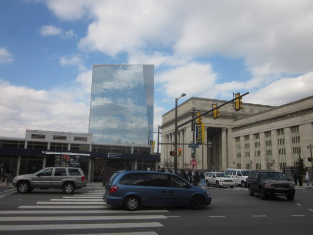 Cira Centre I and 30th Street Station