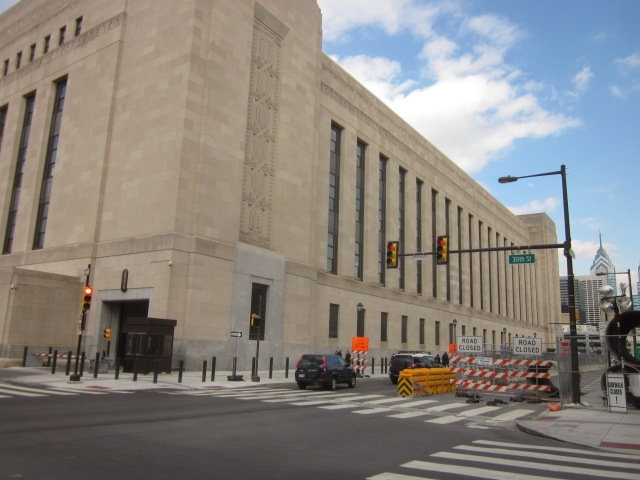 IRS Service Center, former 30th Street Post Office