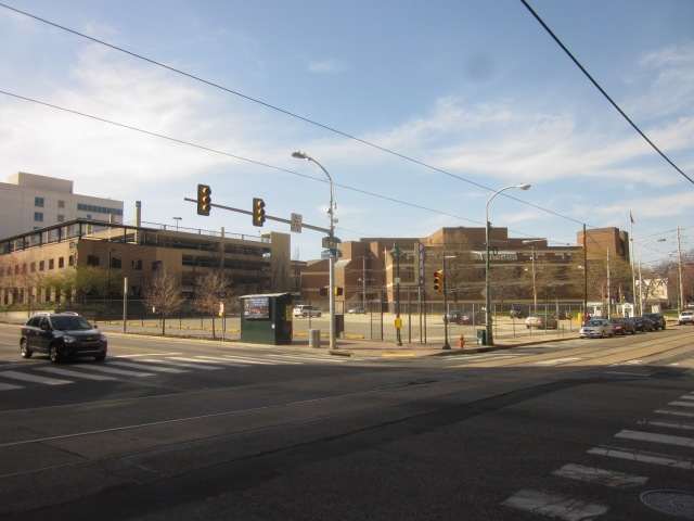 Future site of 3601 Market Street apartment tower