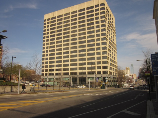 3601 Market Street site and 3535 Market Street building