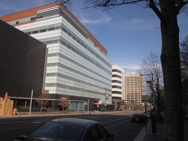Various buildings along Market Street, in the Science Center, will flank 3601 Market Street creating a modern street wall