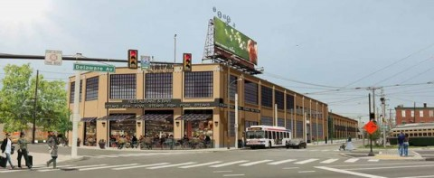 canal street north rendering