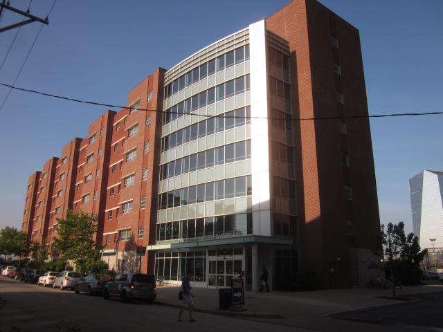 Caneris Hall on 32nd Street