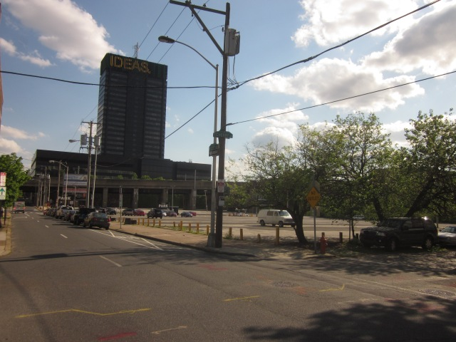 Large parking lot at 23rd and Arch Streets could also be developed someday