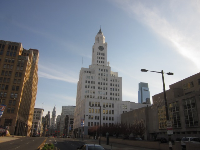 The former Inquirer Building may become a hotel for a new casino