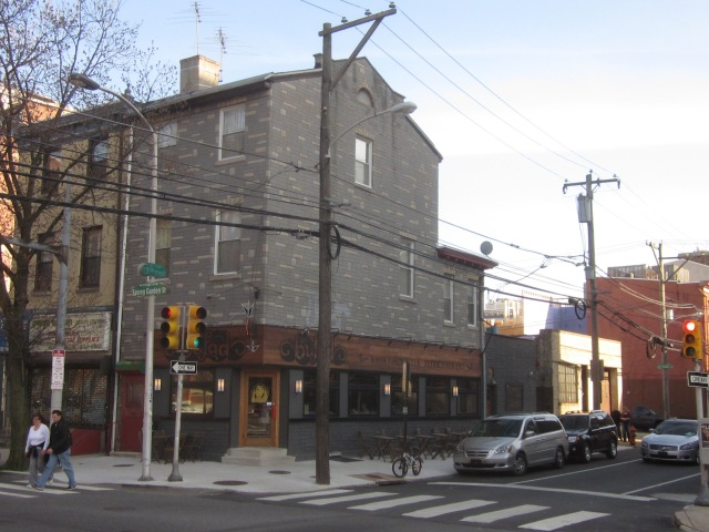 Bufad, a new restaurant at 13th and Spring Garden Streets