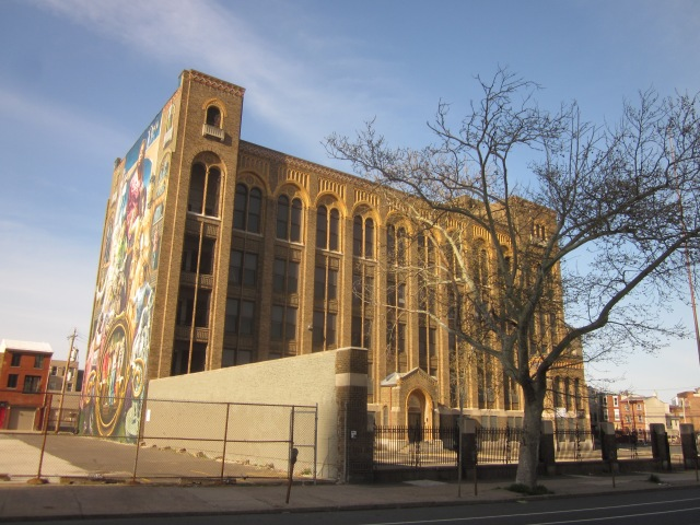 Former Thaddeus Stevens School may become artists' lofts and studios
