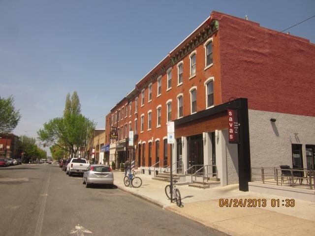 3500 block of Lancaster Avenue