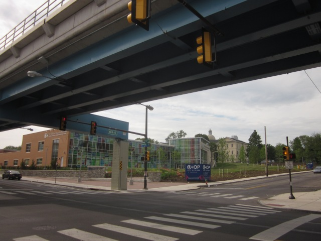 New Karabots Children's Hospital clinic, at 48th & Market Streets