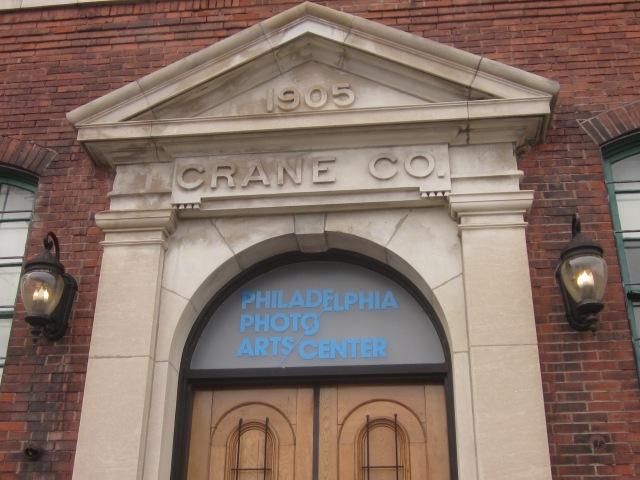 Philadelphia Photo Arts Center, in the Crane Arts Building
