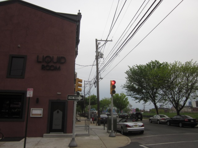 New restaurant @ Second and Master Streets
