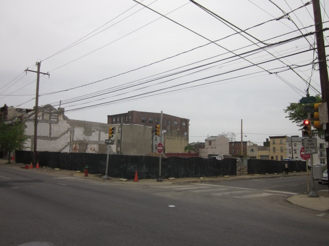 More new construction at Second and Jefferson Streets