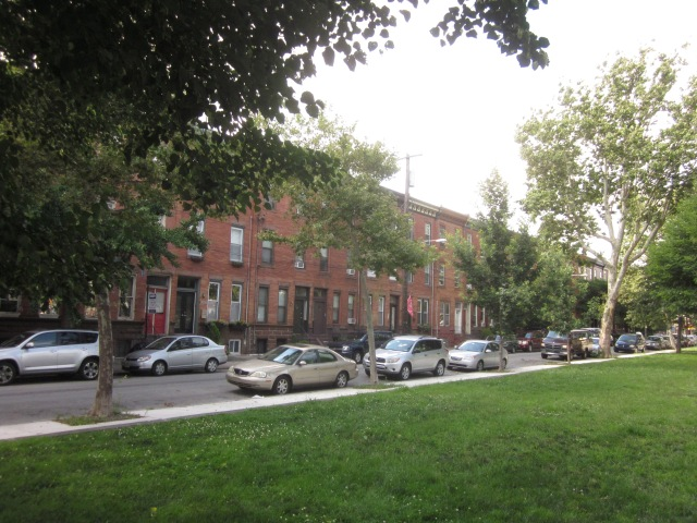 Townhouses on Fourth Street