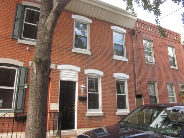 217 Watkins Street, around the corner from Dickinson Square Park