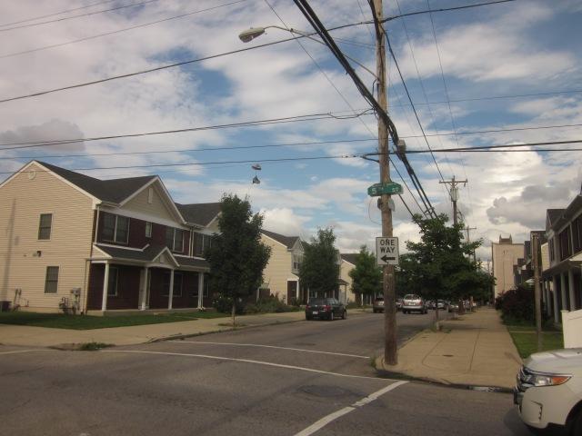 Jefferson Square Homes, near Dickinson Square Park