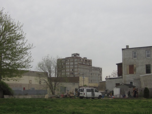 Vacant Stetson Hat Factory may be renovated soon into apartments