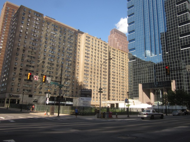 Future site of 1919 Market Street
