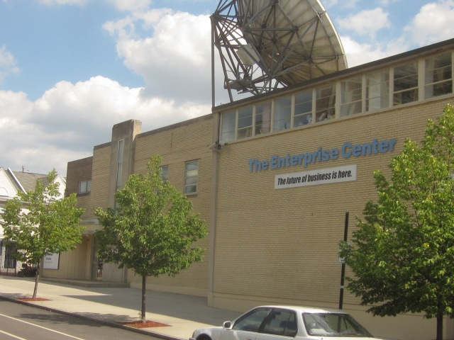 The Enterprise Center, in the former studios of WFIL and American Bandstand