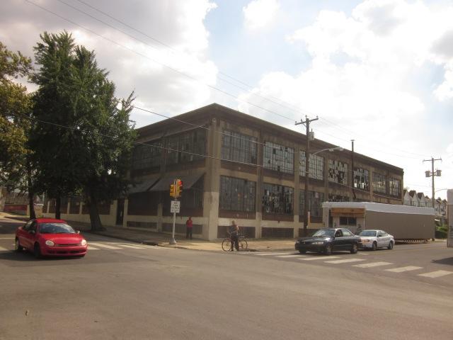 Warehouse at 4800 Brown Street