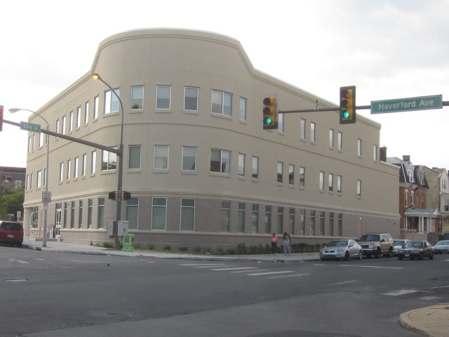 New Spectrum Community Health Center at 52nd Street and Haverford Avenue