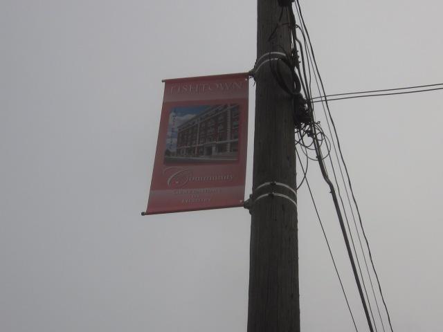 Fishtown banner