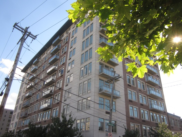 Tivoli Condominiums, at 19th and Hamilton Streets