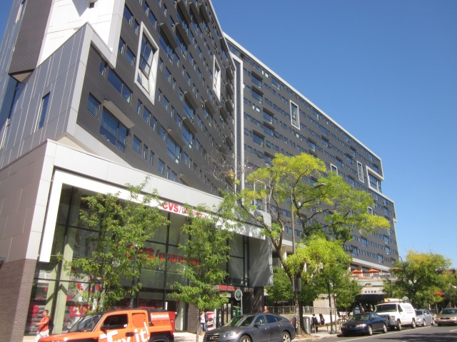 The Radian, at 40th & Walnut Streets
