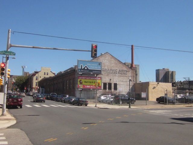 Site at 42nd and Chestnut may have more highrise development