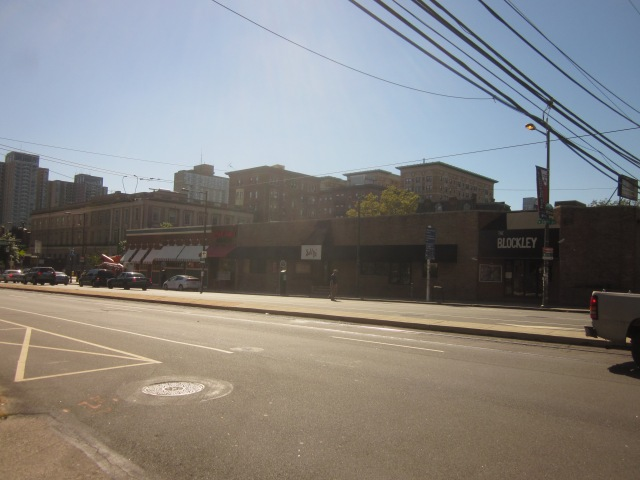 Popular businesses along 38th Street