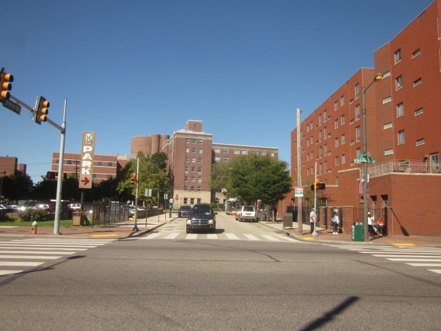 Penn Presbyterian Hospital, @ 39th and Market Streets