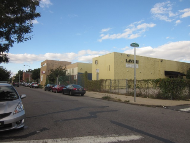 Warehouse at Germantown Avenue and Stiles Street