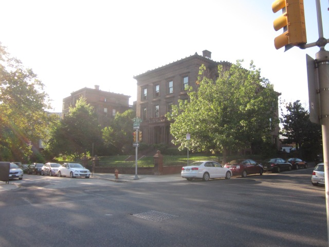Bergdoll Mansion apartments in Fairmount, at 22nd and Green Streets