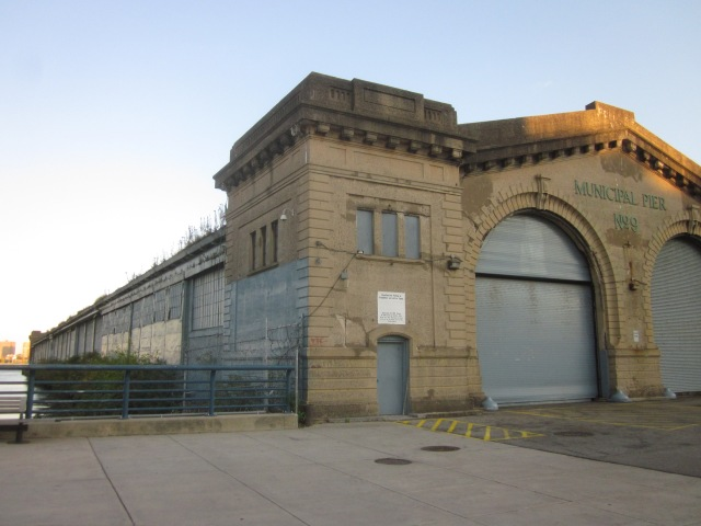 Pier 9, on Delaware Avenue, may be renovated soon