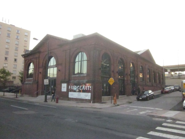 The new FringeArts headquarters and performance space