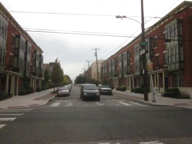 New homes @ 15th and Poplar Streets in Francisville