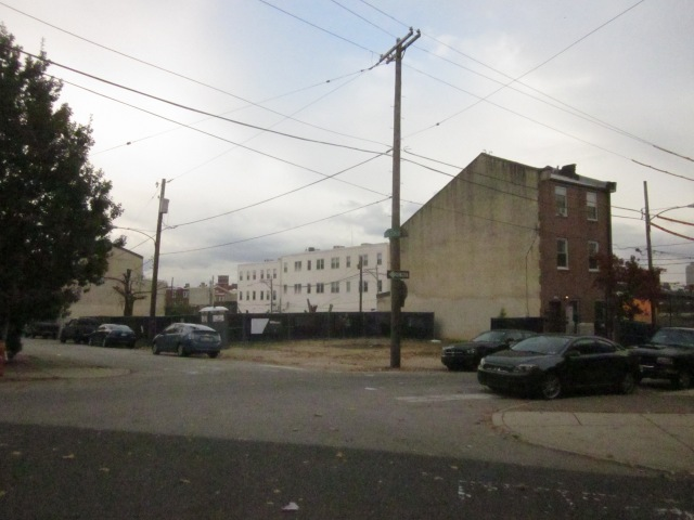 Future site of Folsom Powerhouse, @ 18th and Folsom Streets