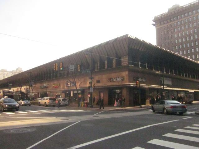 Girard Estate site on Market Street