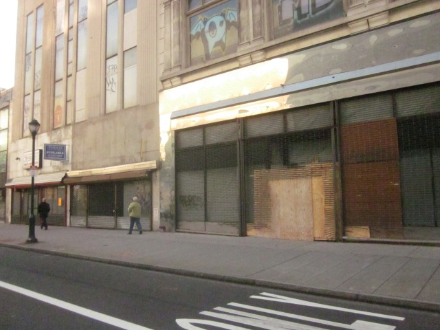 Retail space at 1118 Chestnut Street could have Trader Joe's
