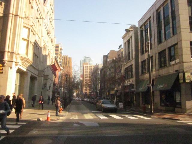 1100 block of Walnut Street