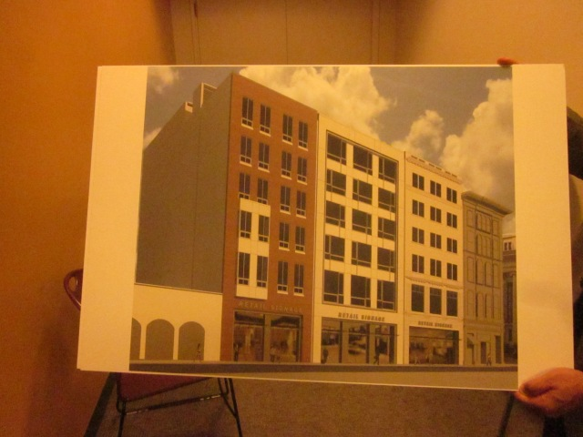 Rendering of 1118 Chestnut Street