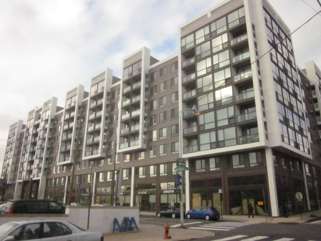 The Granary Apartments, at 19th and Callowhill Streets, has several new retail establishments