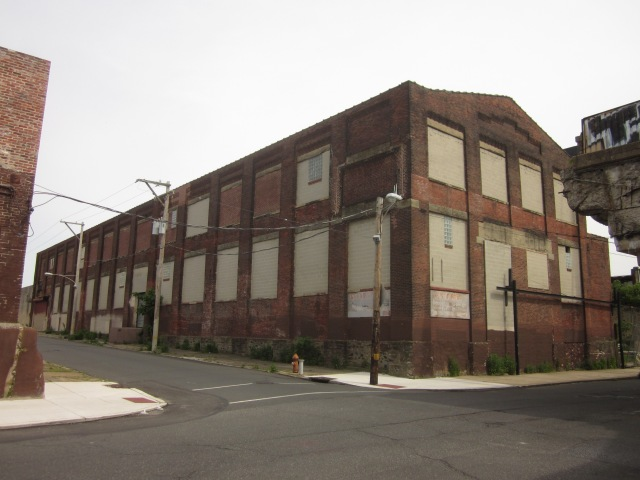 This vacant warehouse, at 25th and Ellsworth Streets, is to be converted into apartments soon